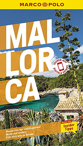 MARCO POLO Reiseführer Mallorca: Reisen mit Insider-Tipps. Inklusive kostenloser Touren-App