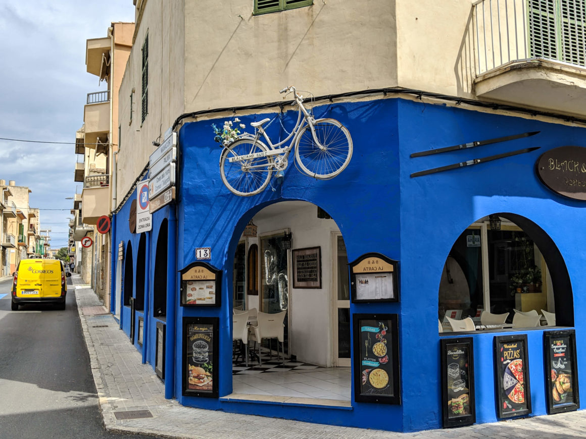 Bar/Café in Porto Cristo