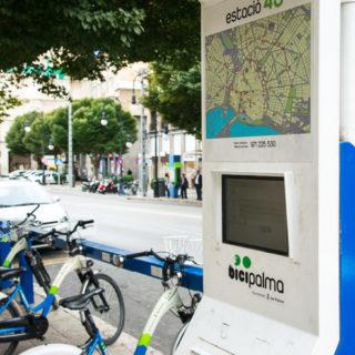 Fahrradverleih Palma de Mallorca
