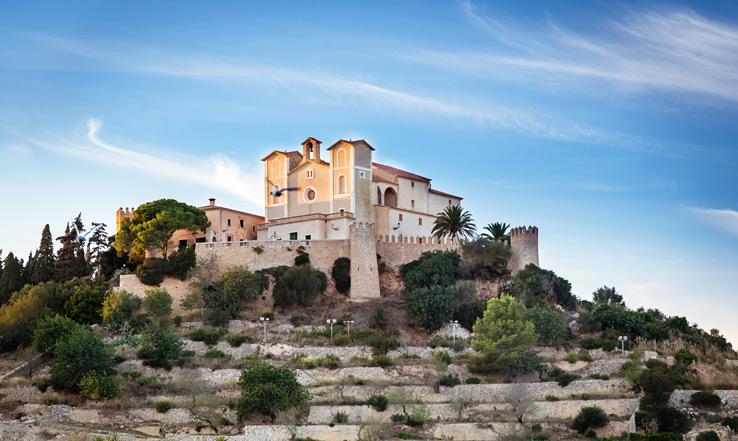 Burg Almudaina d'Arta