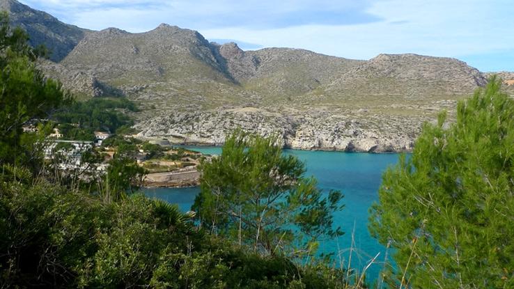 Bucht von Cala Sant Vincenc