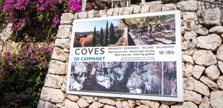Höhlen von Campanet
