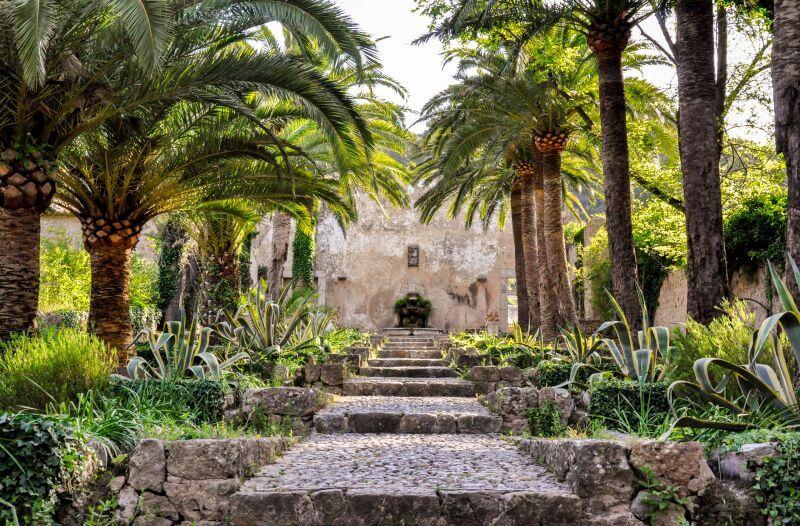 jardines de alfabia die g rten von alfabia auf mallorca