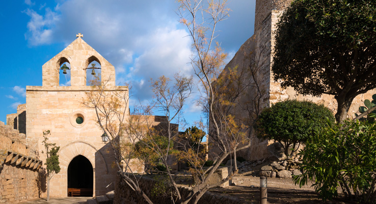Kapelle Nuestra de la Esperanza