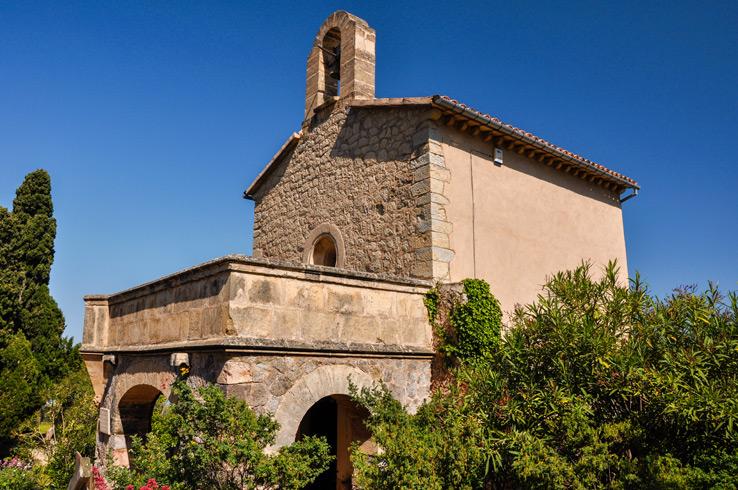 Das Kloster Miramar