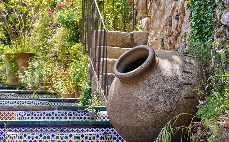La Granja Gartenanlage