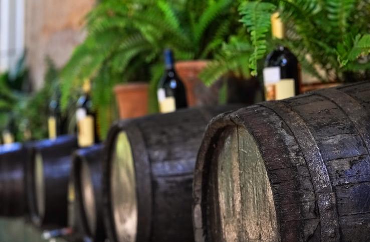 La Granja Weinprobe