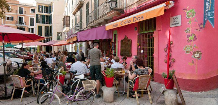 Bar in Mallorca