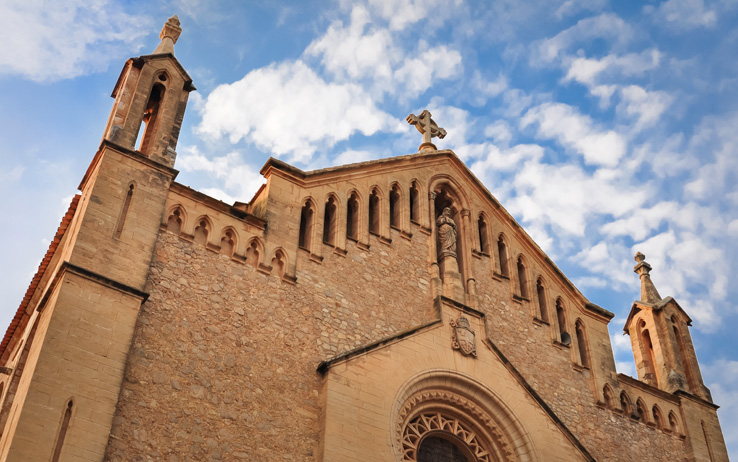Pfarrkirche Transfiguracio del Senyor