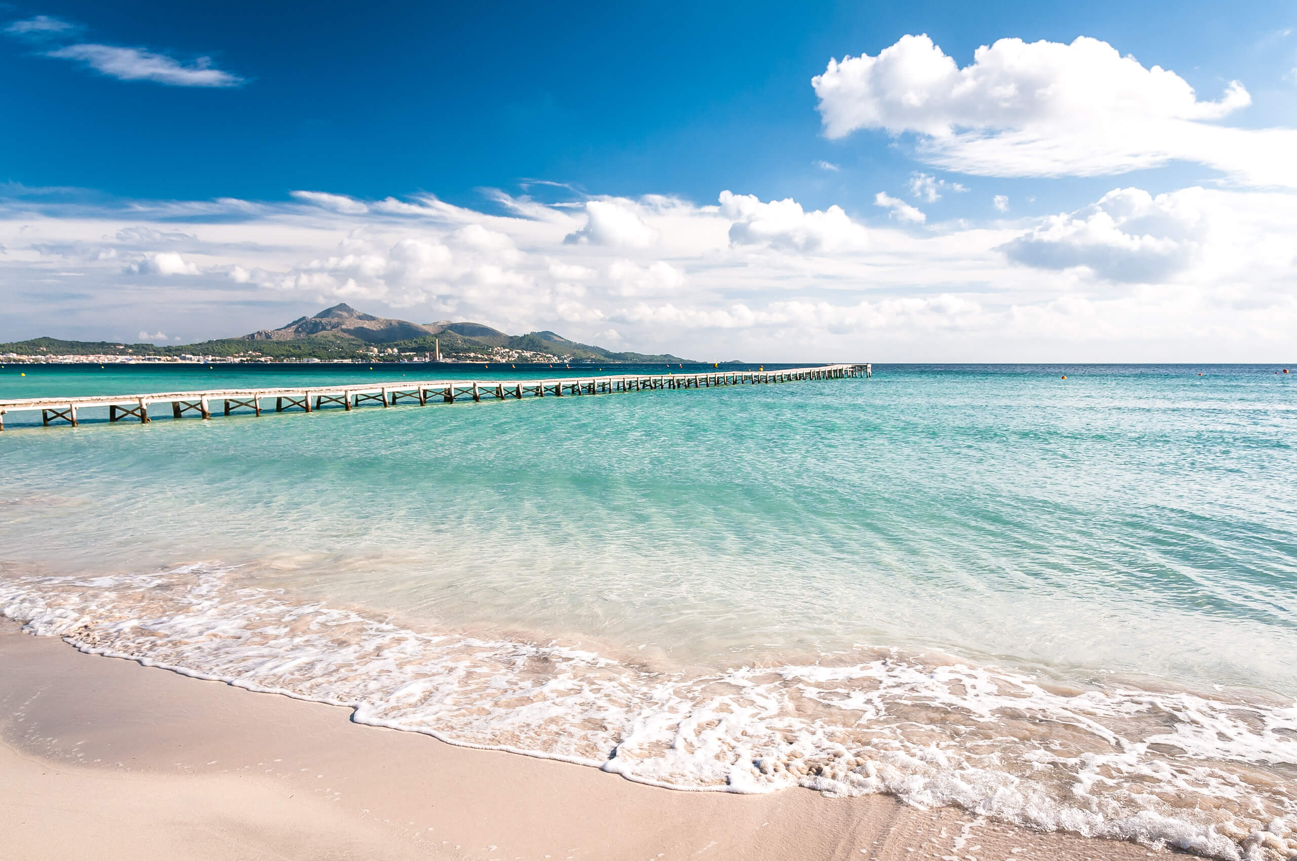 ᐅ Strand Playa De Muro Platja