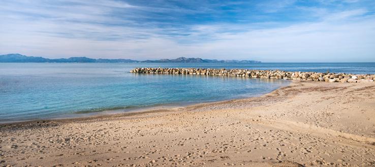 Playa de Colonia de Sant Pere