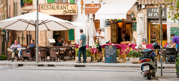 Restaurants in Soller