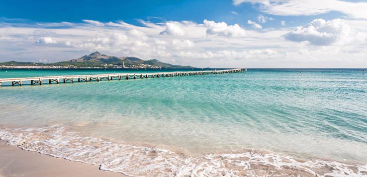 Strand Playa de Muro