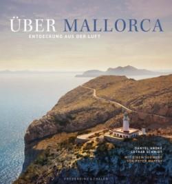 Cover vom Bildband Über Mallorca - Entdeckung aus der Luft