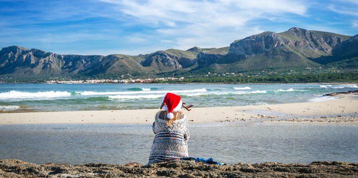 Weihnachten/Winter auf Mallorca